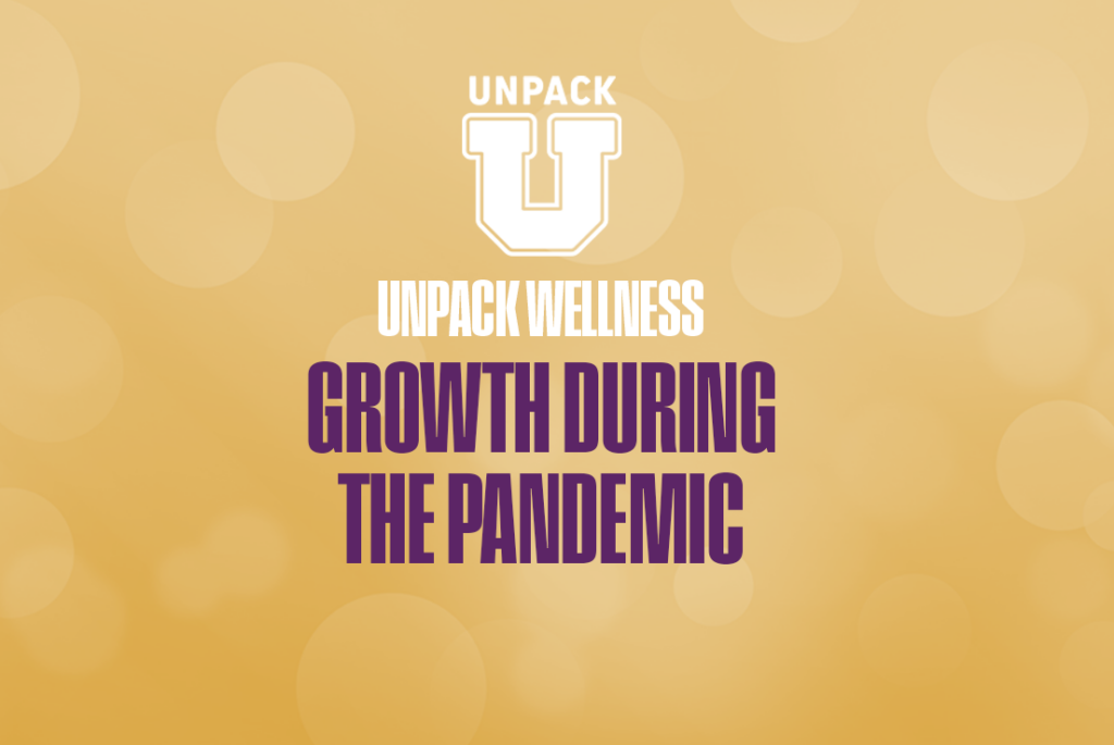 Growth During the Pandemic title box